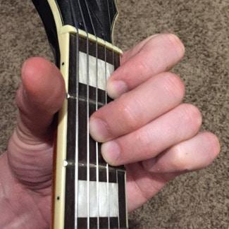 A-Minor-Chords guitar