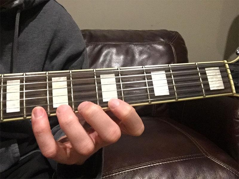 Finger-Placement-Guitar-Fretboard
