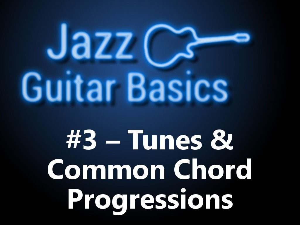 Jazz Guitar Basics 3