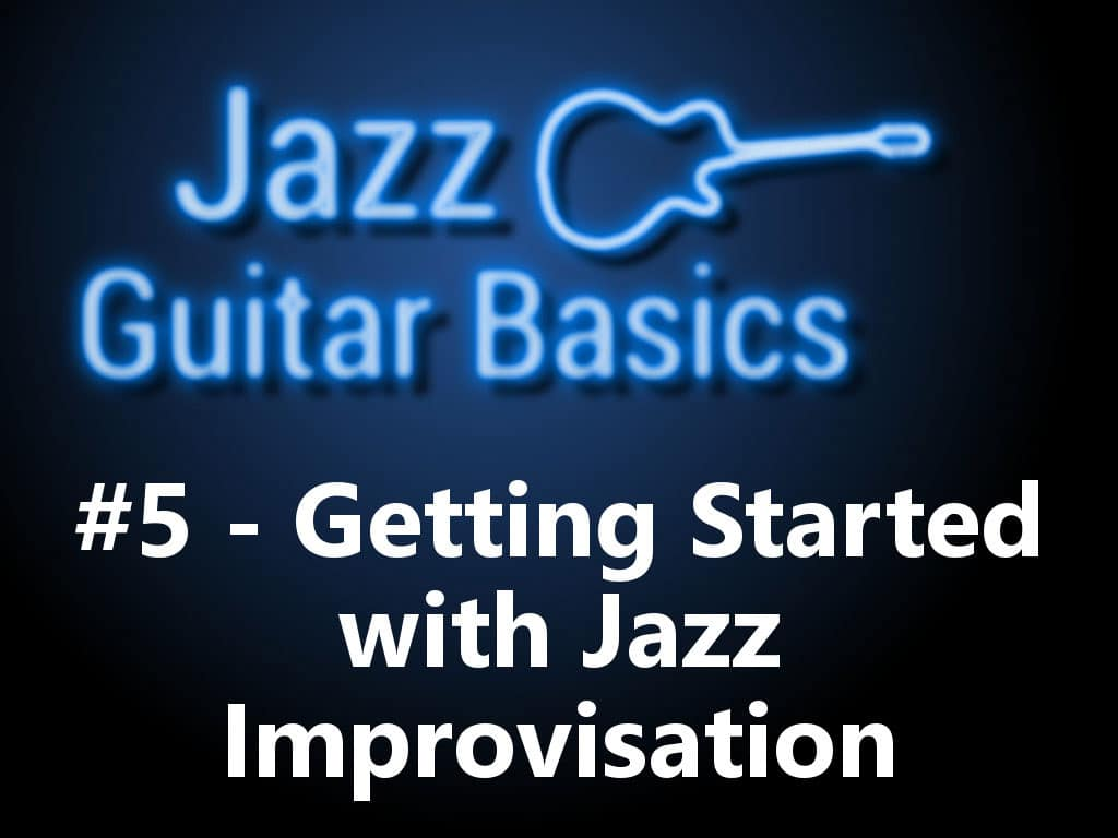 jazz guitar basics 5